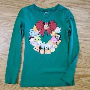 Girl's tsum tsum shirt 7/8